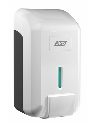 Dispensador de Jabón  CLEANLINE ESPUMA blanco
