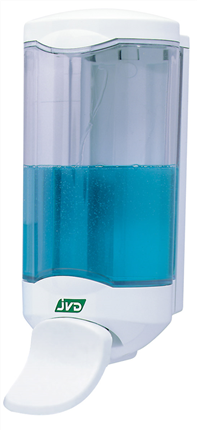 Dispensador de Jabón  CRYSTAL II 1000 ml codo